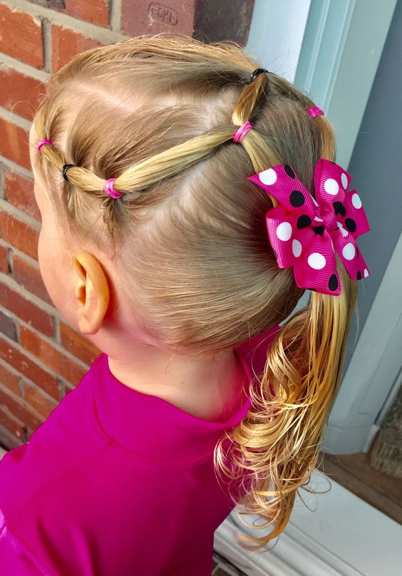 15 Super Cute Hairstyles For Little Girls