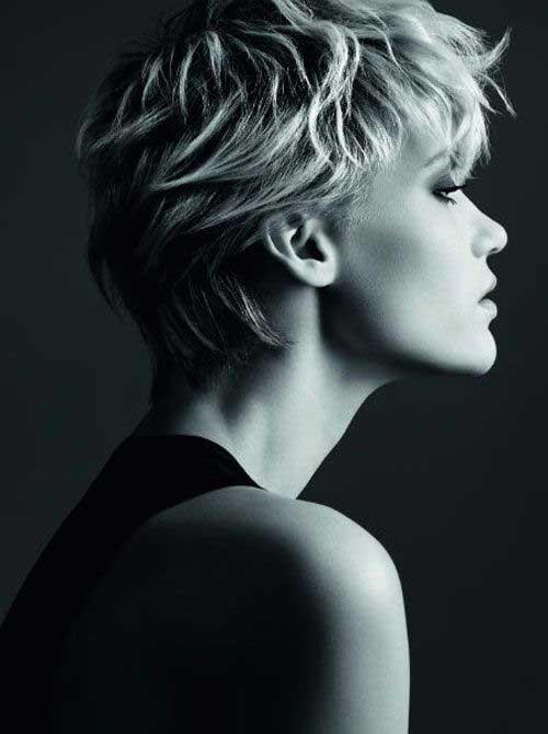 15 Super Short Hair Cut Styles