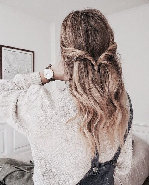 16 Easy and Cute Long Hair Styles You Should Try Now