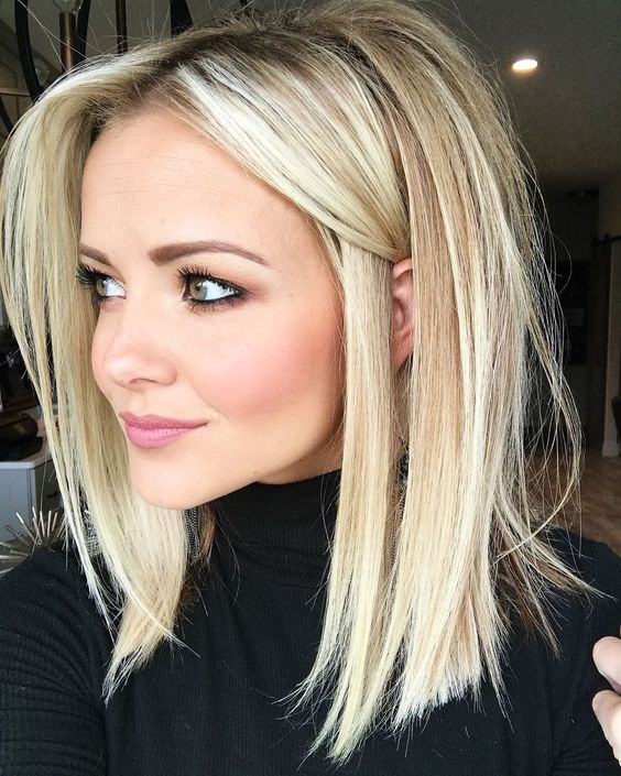 16 Most Trendy and Easy Medium length Hairstyles That We Can not Wait to Try
