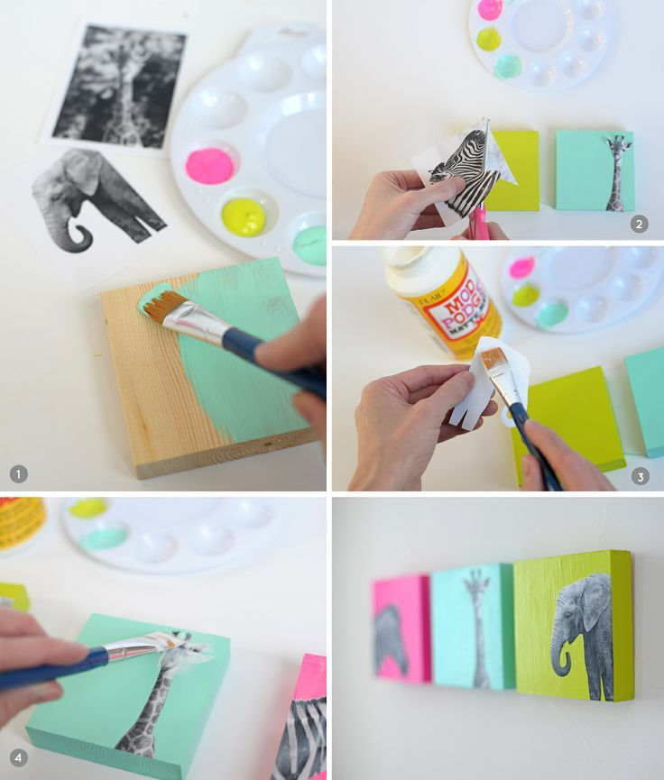 17 DIY Painting Ideas for Wall Art
