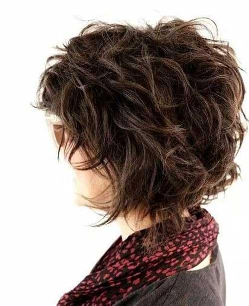 17 Shaggy Short Haircuts