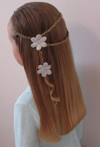 18 Super Cute Hairstyles For Little Girls