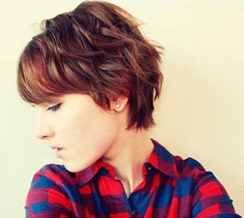 18 Super Short Hair Cut Styles