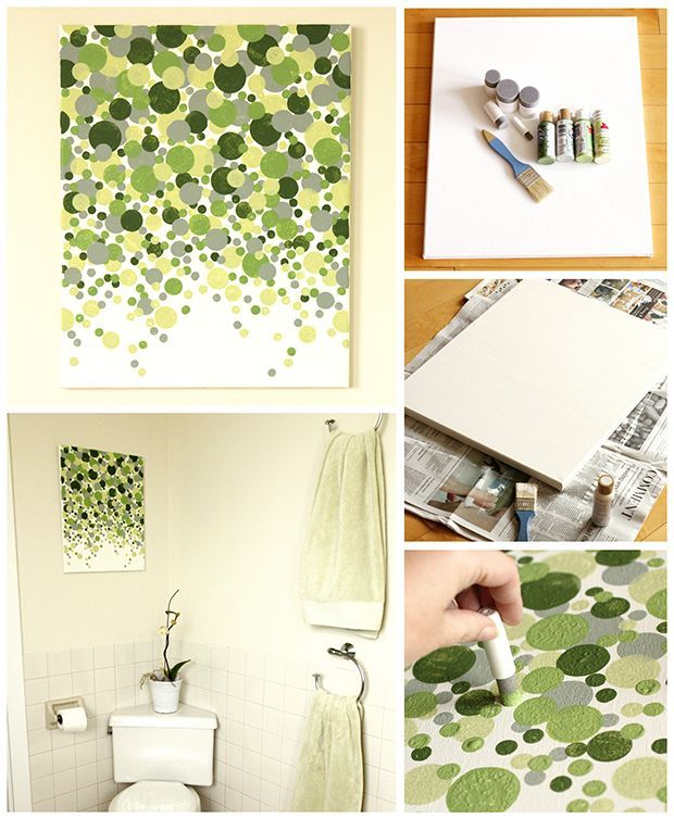 19 DIY Painting Ideas for Wall Art