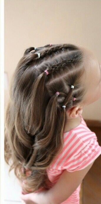 19 Super Cute Hairstyles For Little Girls
