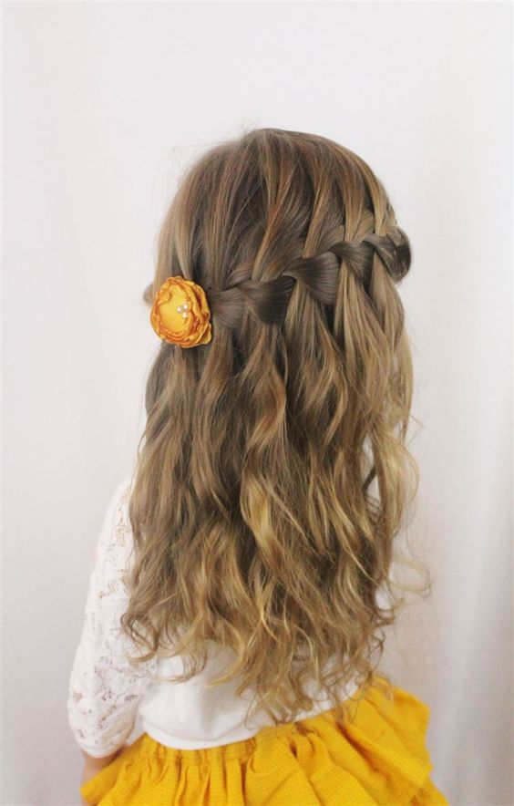 2 Super Cute Hairstyles For Little Girls