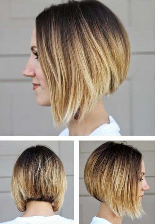 20 Color For Short Hair