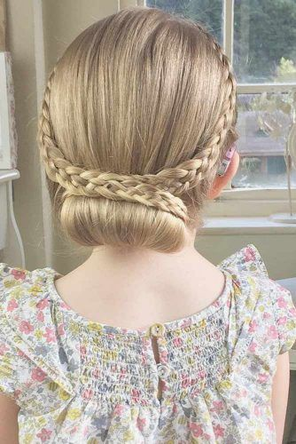 20 Super Cute Hairstyles For Little Girls