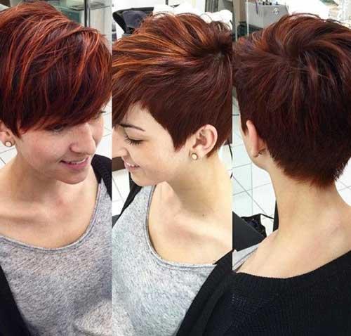 20 Super Short Hair Cut Styles