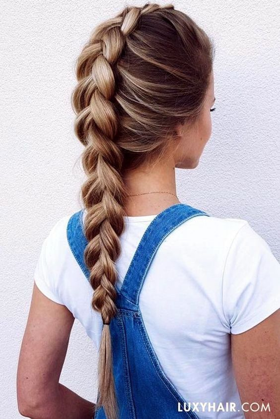 21 Easy and Cute Long Hair Styles You Should Try Now