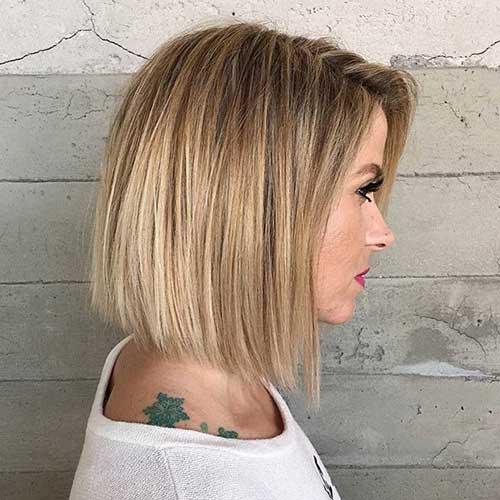 21 Short Length Hair Styles