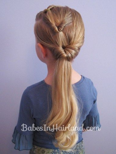 22 Super Cute Hairstyles For Little Girls