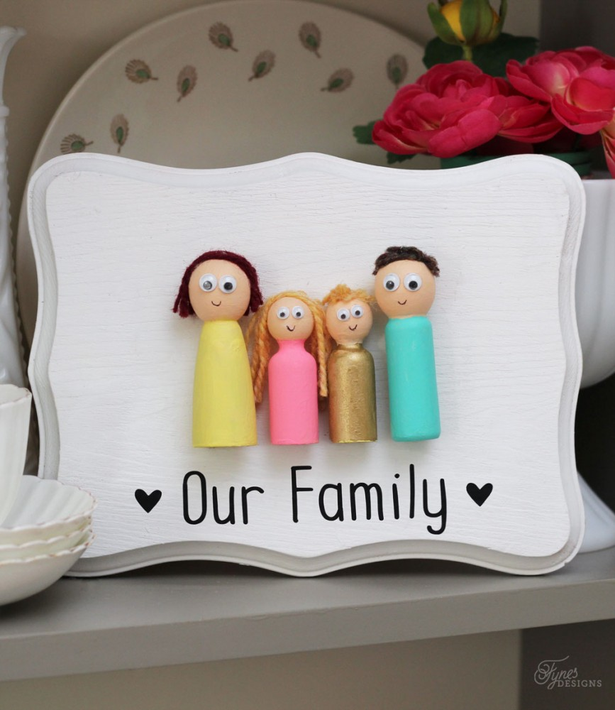 23 DIY Projects to Make with Your Family