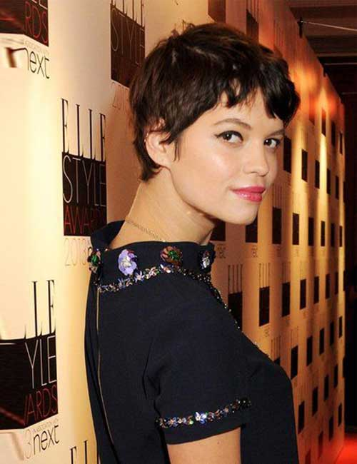 23 Super Short Hair Cut Styles