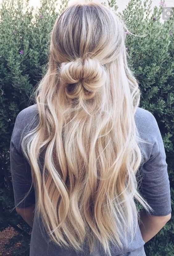 25 Easy and Cute Long Hair Styles You Should Try Now
