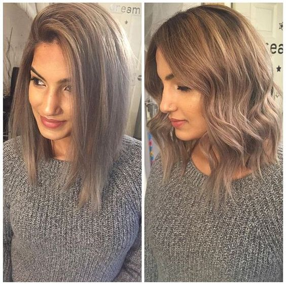 26 Most Trendy and Easy Medium length Hairstyles That We Can not Wait to Try