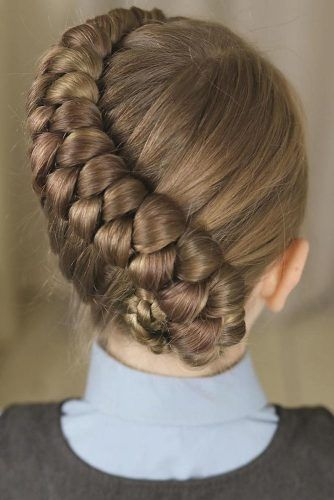26 Super Cute Hairstyles For Little Girls