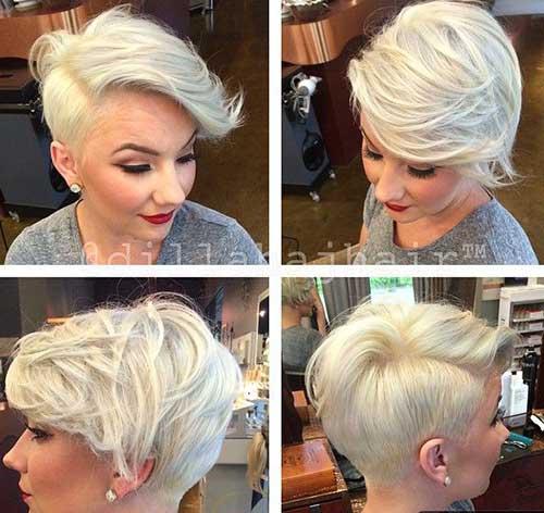 26 Super Short Hair Cut Styles