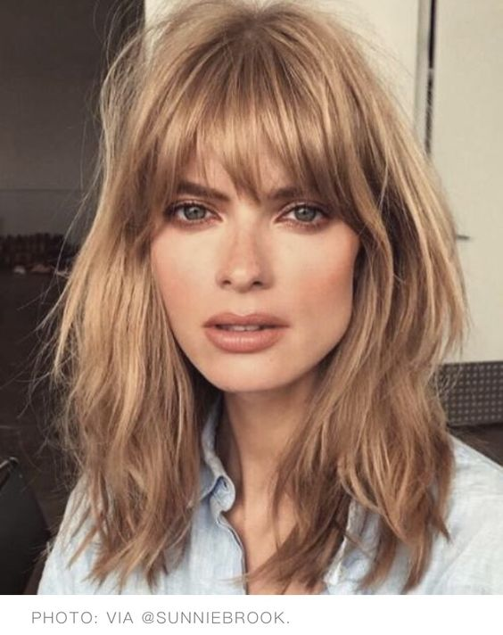 27 Most Trendy and Easy Medium length Hairstyles That We Can not Wait to Try