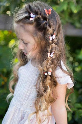 27 Super Cute Hairstyles For Little Girls