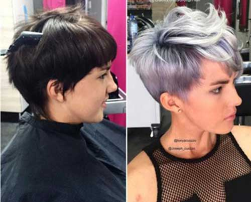 27 Super Short Hair Cut Styles