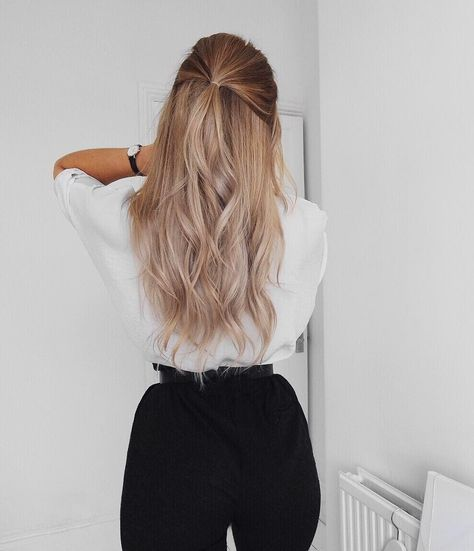29 Easy and Cute Long Hair Styles You Should Try Now