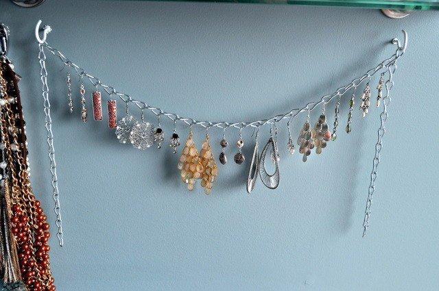 3 Great DIY Jewelry Organizer Ideas