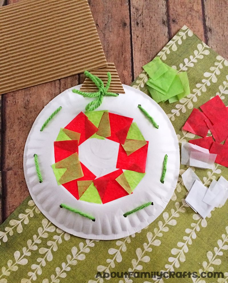 3 Incredibly Cute Paper Plate Christmas Crafts