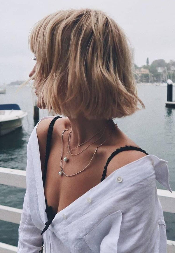 3 Short Hairstyles and Haircuts for Short Hair