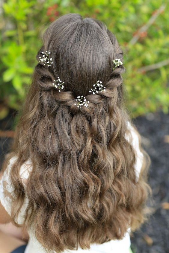 3 Super Cute Hairstyles For Little Girls