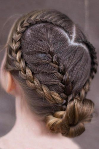 30 Super Cute Hairstyles For Little Girls