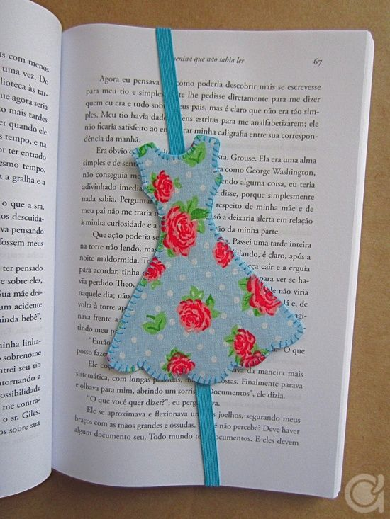 33 Creative DIY Bookmarks Ideas