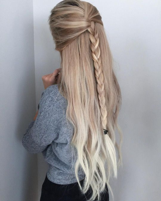 33 Easy and Cute Long Hair Styles You Should Try Now