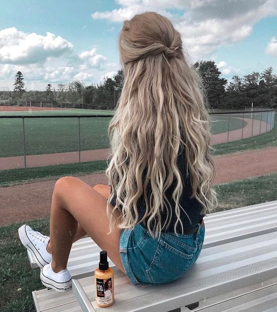 37 Easy and Cute Long Hair Styles You Should Try Now
