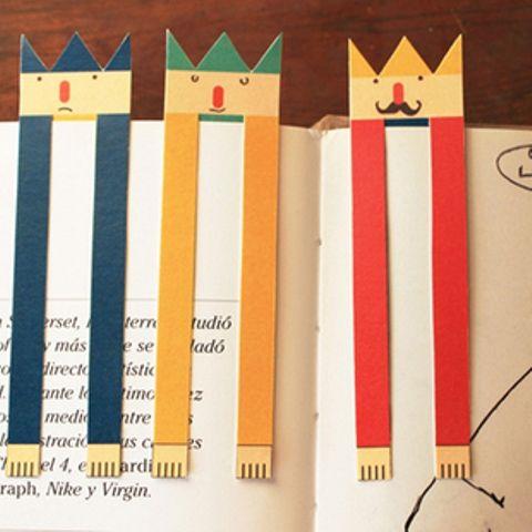 39 Creative DIY Bookmarks Ideas