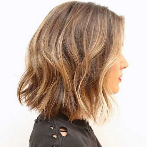 4 Color For Short Hair