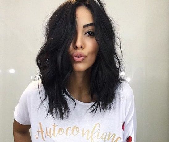 41 Most Trendy and Easy Medium length Hairstyles That We Can not Wait to Try