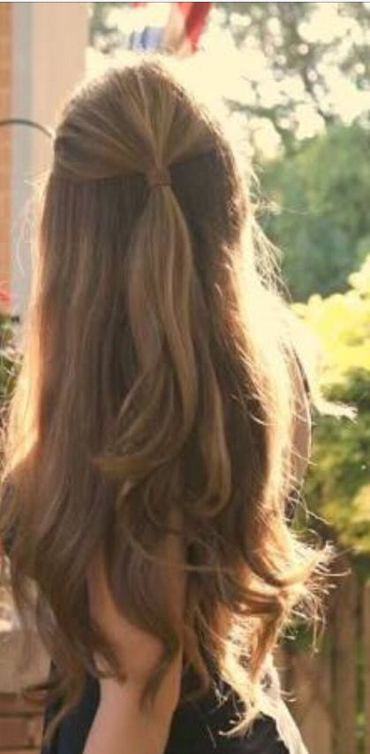 42 Easy and Cute Long Hair Styles You Should Try Now