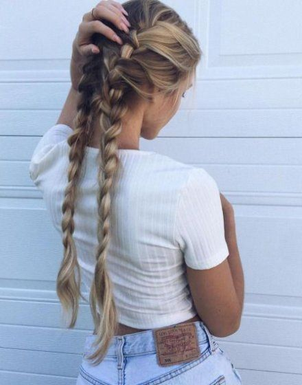 43 Easy and Cute Long Hair Styles You Should Try Now