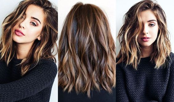 49 Most Trendy and Easy Medium length Hairstyles That We Can not Wait to Try