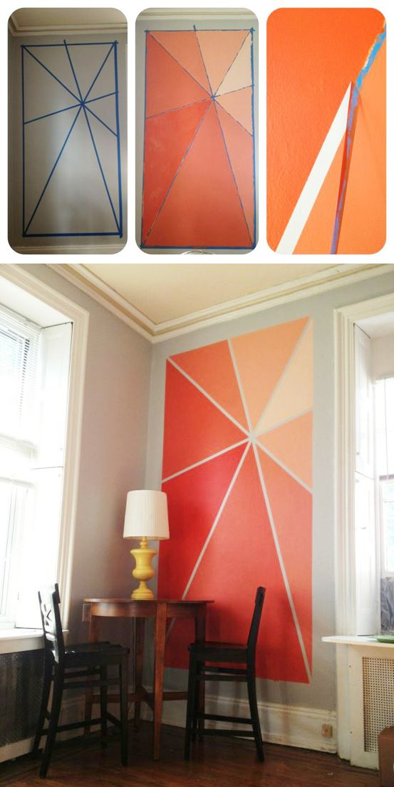 5 DIY Painting Ideas for Wall Art