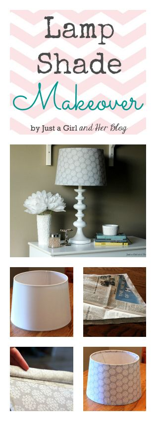5 DIY Projects to Give Lamp Makeovers