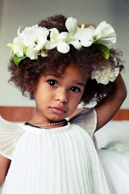 5 Super Cute Hairstyles For Little Girls