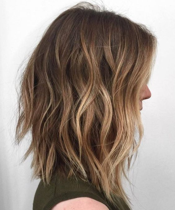 52 Most Trendy and Easy Medium length Hairstyles That We Can not Wait to Try