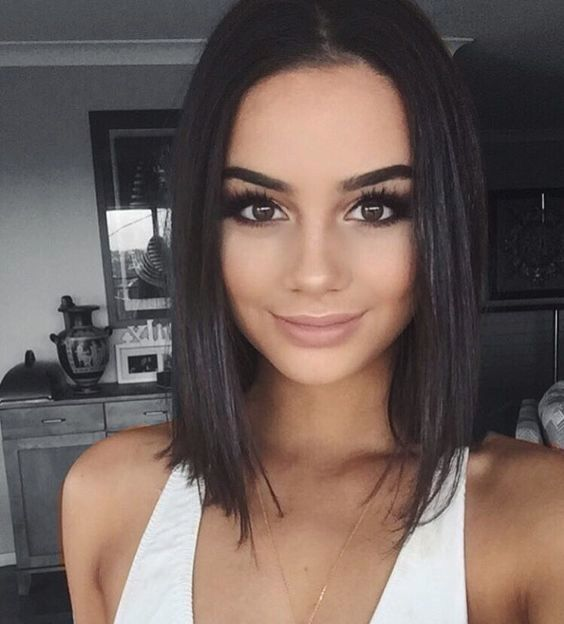 54 Most Trendy and Easy Medium length Hairstyles That We Can not Wait to Try