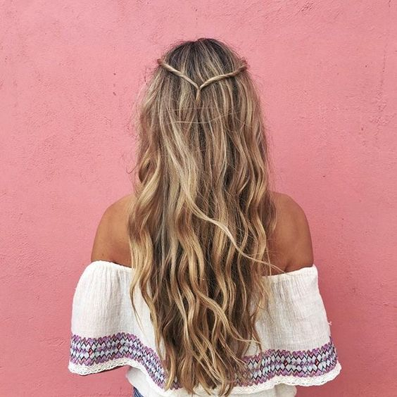 6 Easy and Cute Long Hair Styles You Should Try Now