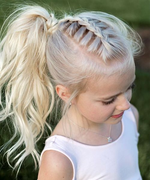 6 Super Cute Hairstyles For Little Girls