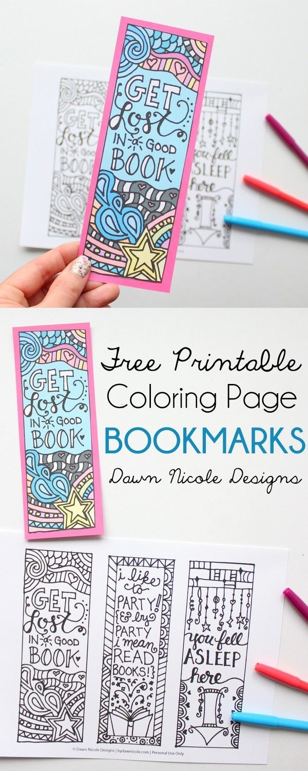 7 Easy Ideas to DIY Bookmarks