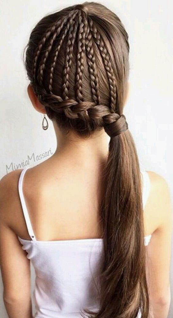 7 Super Cute Hairstyles For Little Girls